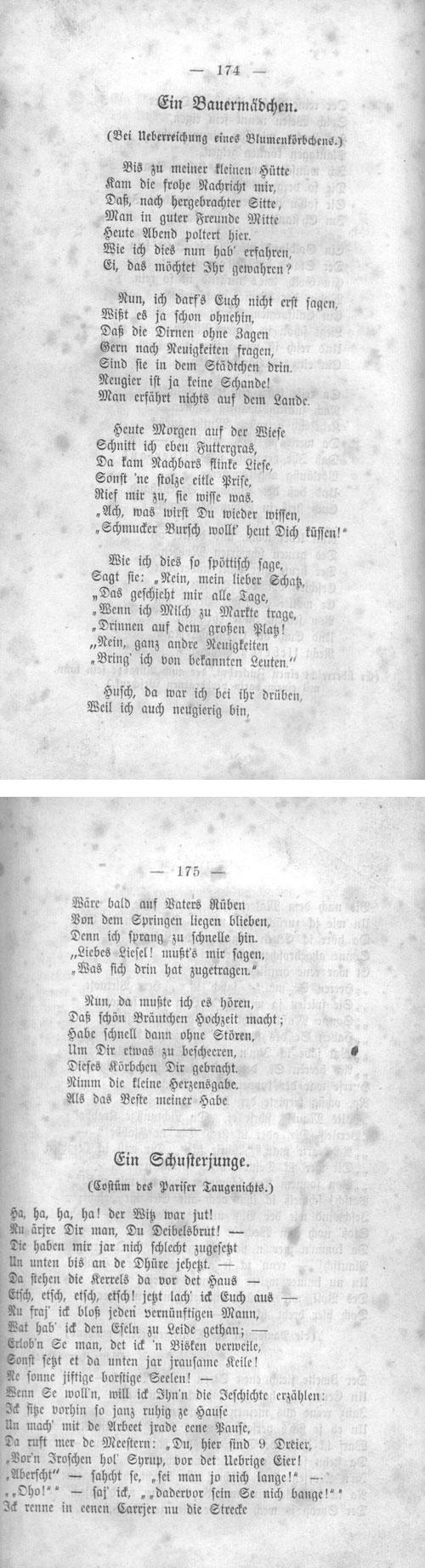 Gedicht hochzeit von freunden