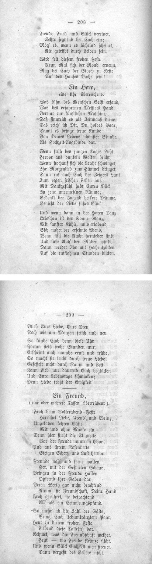 Gedicht Zur Hochzeit